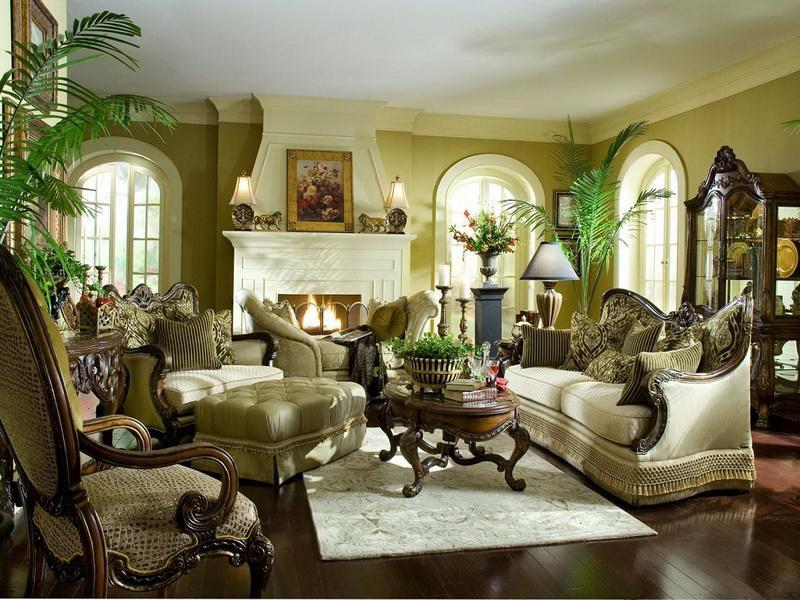 91 Designs For Casual and Formal Living Rooms-26