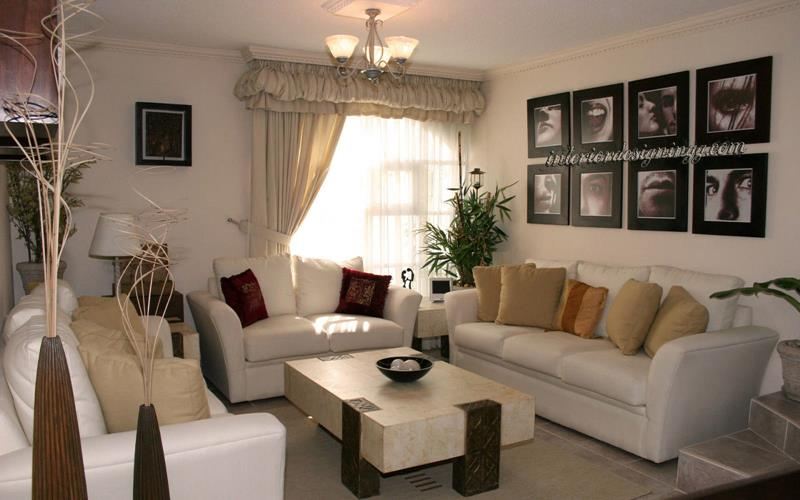 91 Designs For Casual and Formal Living Rooms-27