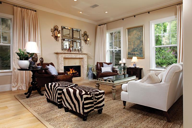 91 Designs For Casual and Formal Living Rooms-30