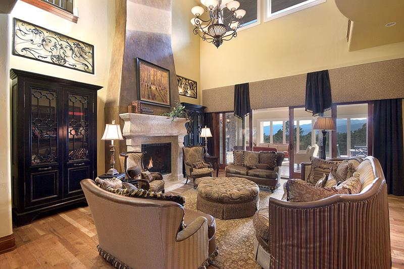 91 Designs For Casual and Formal Living Rooms-42