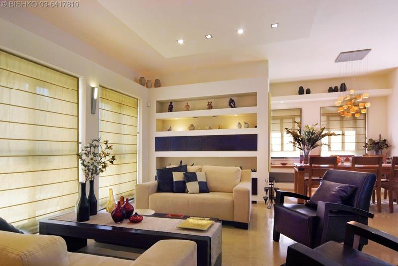 91 Designs For Casual and Formal Living Rooms-43