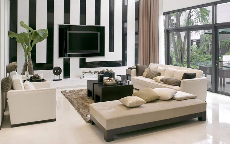 91 Designs For Casual and Formal Living Rooms-69