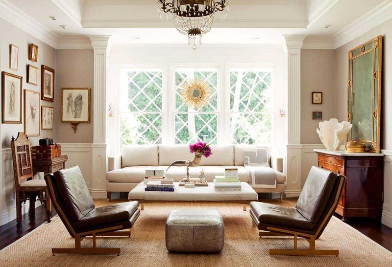 91 Designs For Casual and Formal Living Rooms-71