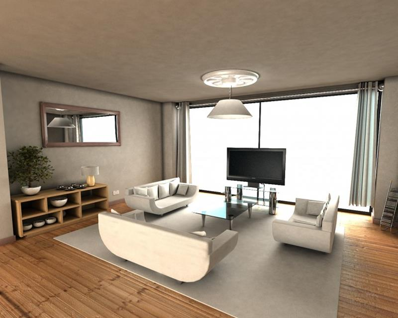 91 Designs For Casual and Formal Living Rooms-72