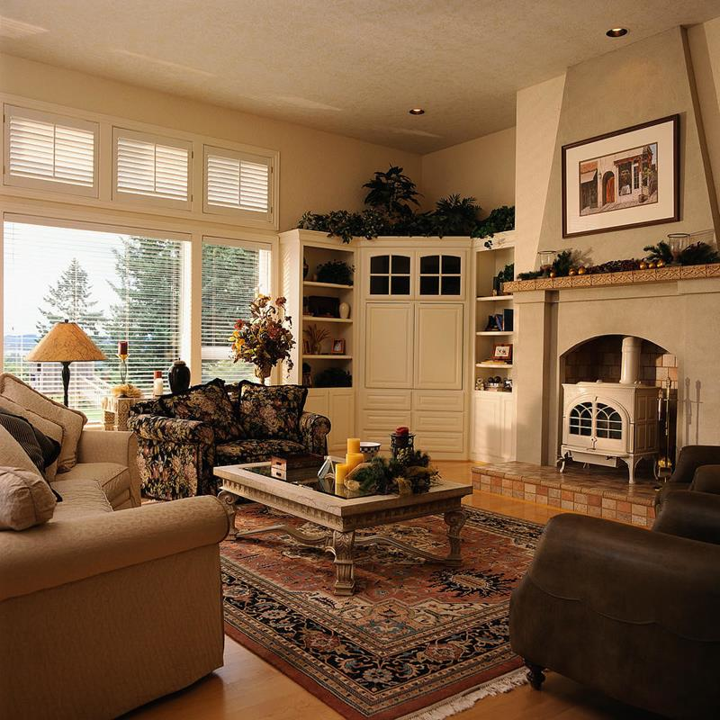 91 Designs For Casual and Formal Living Rooms-74