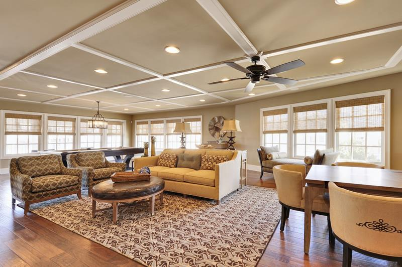 91 Designs For Casual and Formal Living Rooms-79