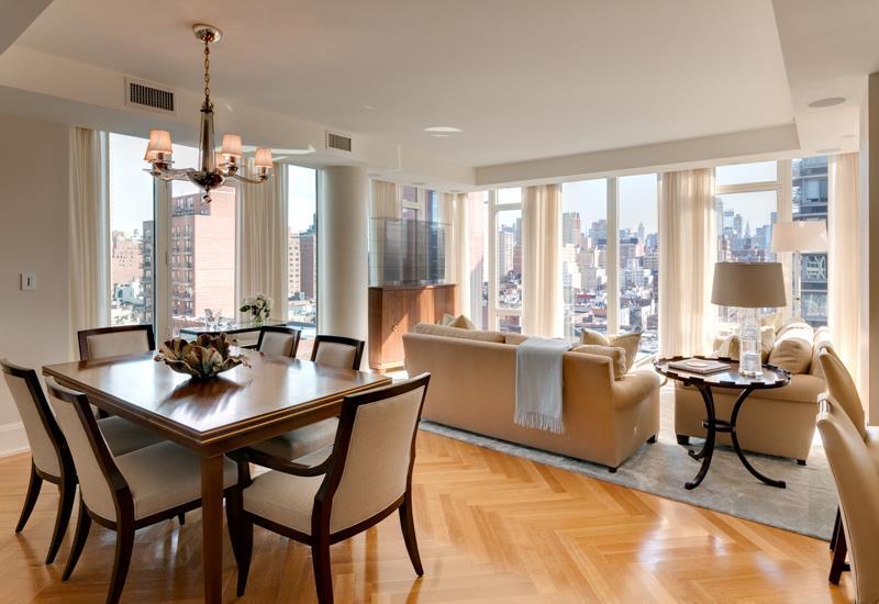Apartment interiors by Amy Seminski Interior Design - http://www.seminski.com