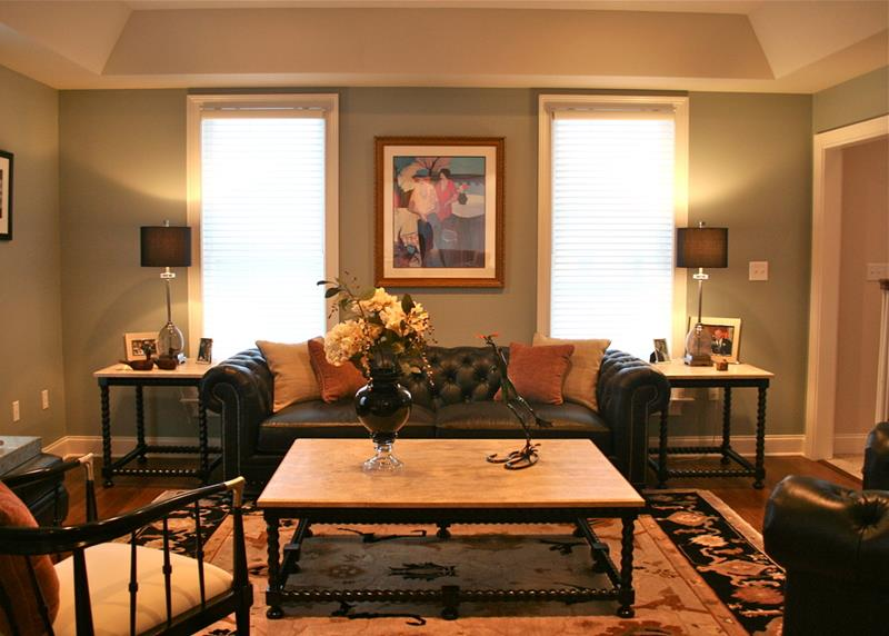 91 Designs For Casual and Formal Living Rooms-83