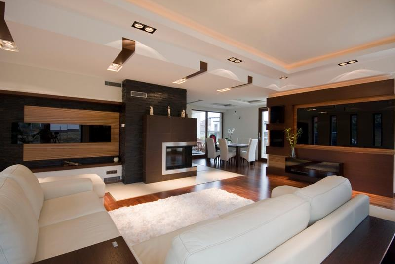 91 Designs For Casual and Formal Living Rooms-84