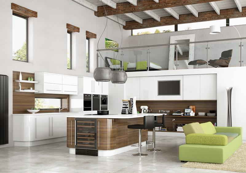 134 Incredible Luxury Kitchen Designs-122