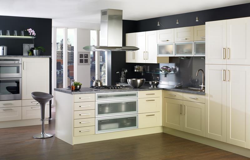20 Kitchen Cabinet Design Ideas-10