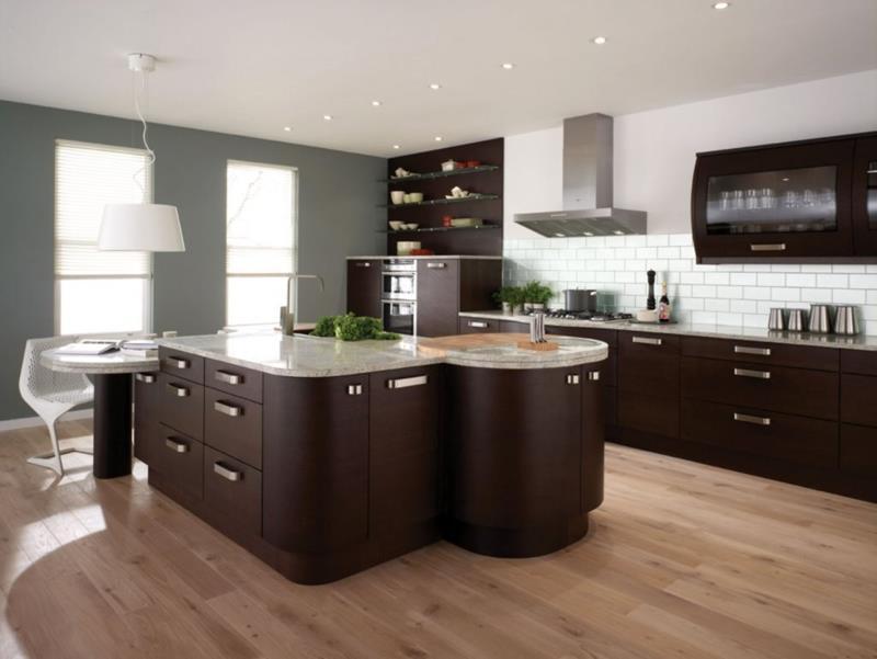 20 Kitchen Cabinet Design Ideas-12