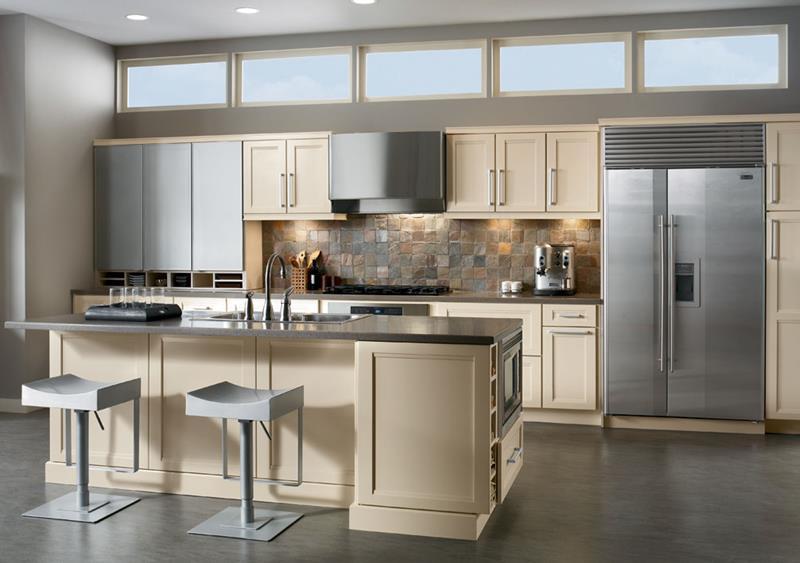 20 Kitchen Cabinet Design Ideas-13