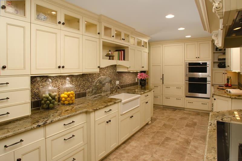 20 Kitchen Cabinet Design Ideas-15