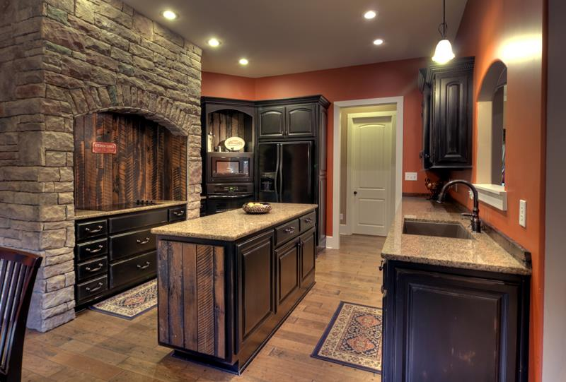 20 Kitchen Cabinet Design Ideas-18