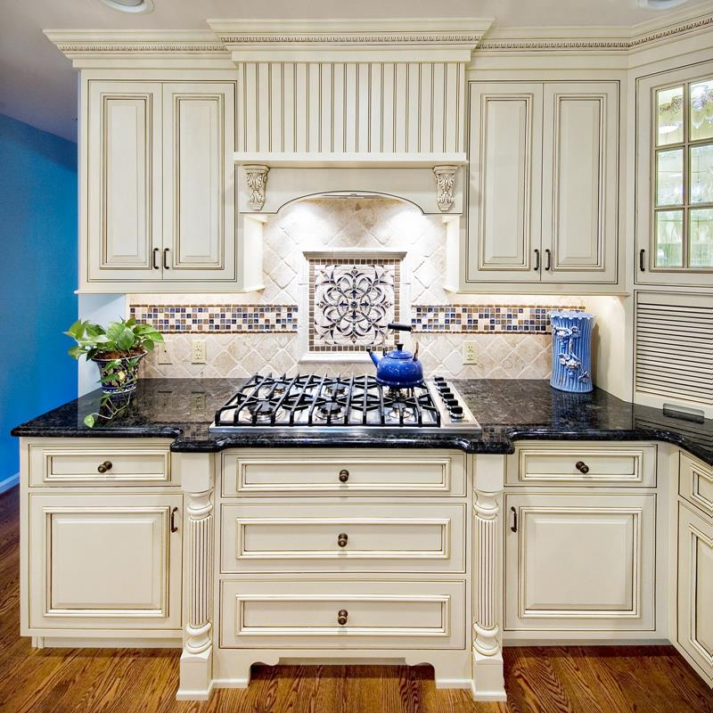20 Kitchen Cabinet Design Ideas-20