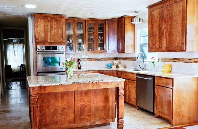 20 Kitchen Cabinet Design Ideas-3