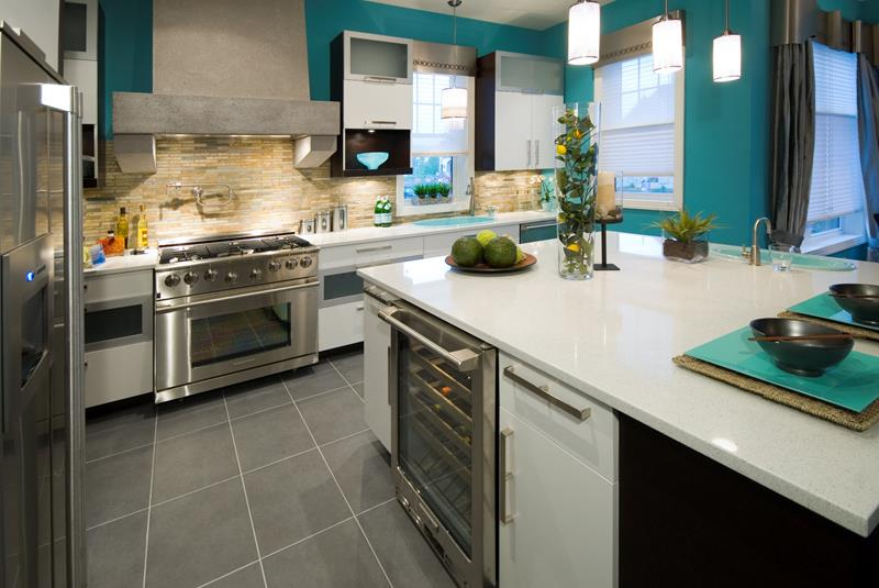 20 Kitchen Cabinet Design Ideas-7