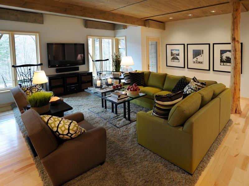20 Stunning Living Room Layout Ideas-9
