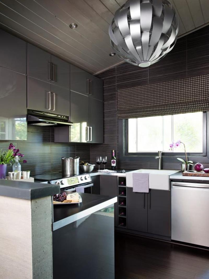 22 Jaw Dropping Small Kitchen Designs-10