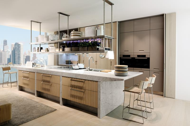 22 Jaw Dropping Small Kitchen Designs-14