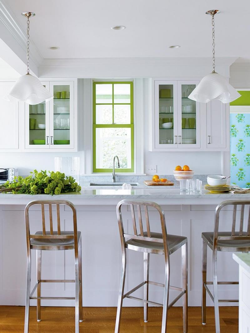 22 Jaw Dropping Small Kitchen Designs-16