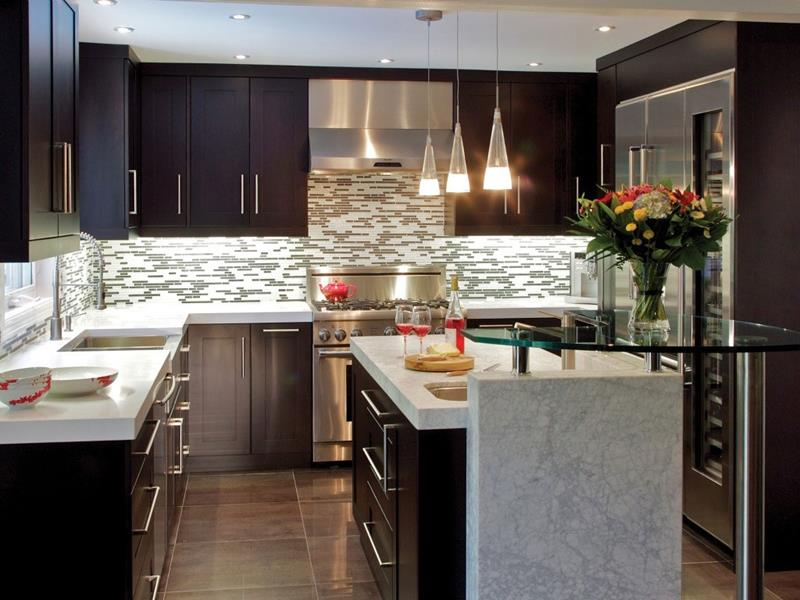 22 Jaw Dropping Small Kitchen Designs-2