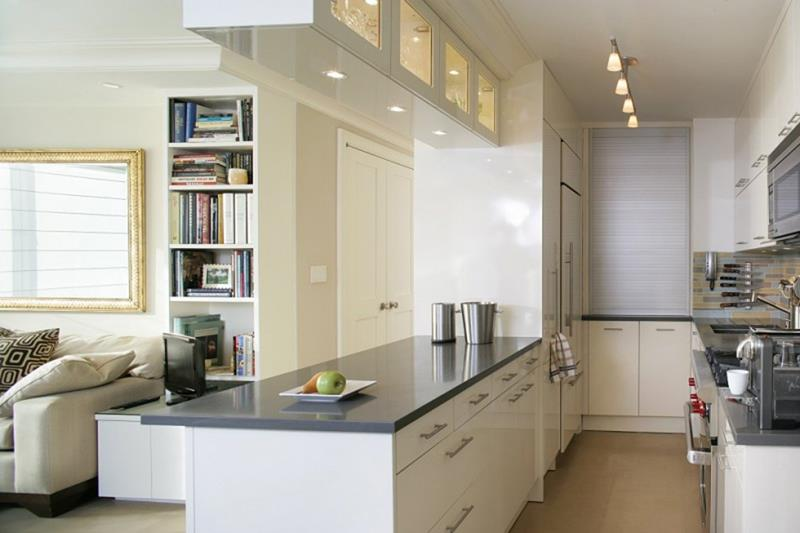 22 Jaw Dropping Small Kitchen Designs-3