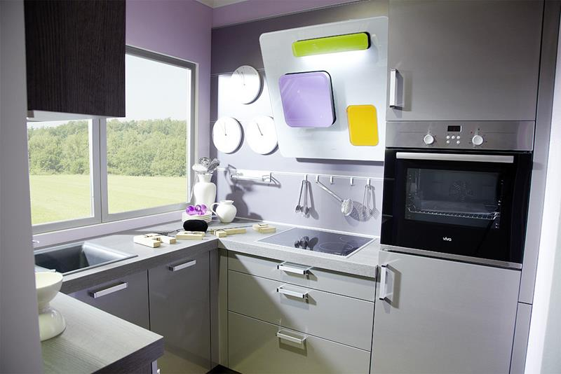 22 Jaw Dropping Small Kitchen Designs-7