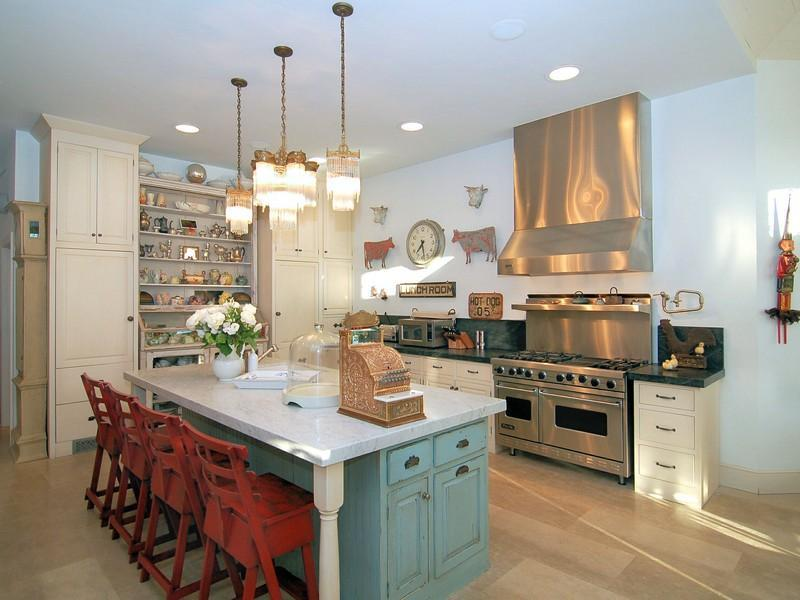 22 Jaw Dropping Small Kitchen Designs-8
