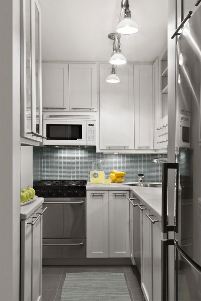 22 Jaw Dropping Small Kitchen Designs-title