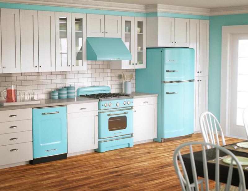 22 Stunning Kitchen Designs With White Cabinets-16