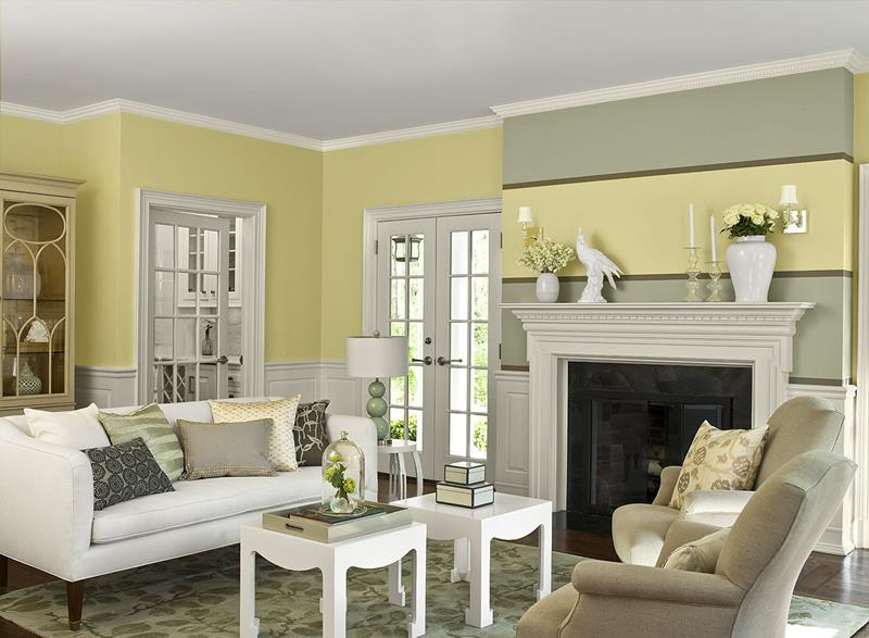 23 Living Room Color Scheme Ideas-3