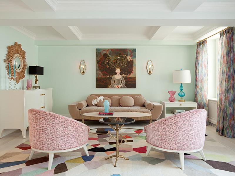 23 Living Room Color Scheme Ideas-7