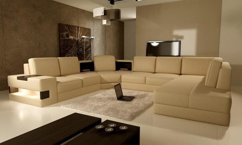 23 Living Room Color Scheme Ideas-8