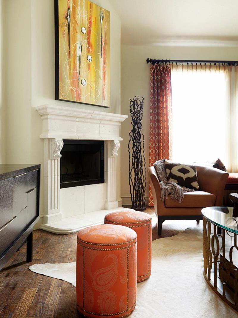23 Living Room Color Scheme Ideas-9