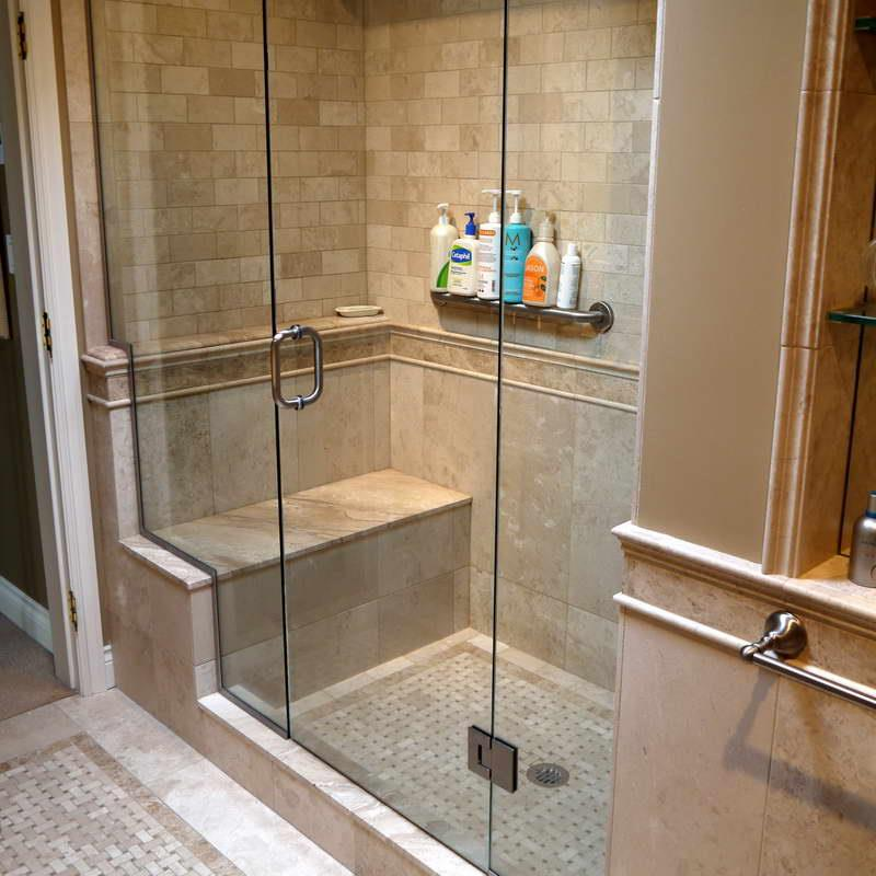 23 Stunning Tile Shower Designs-1