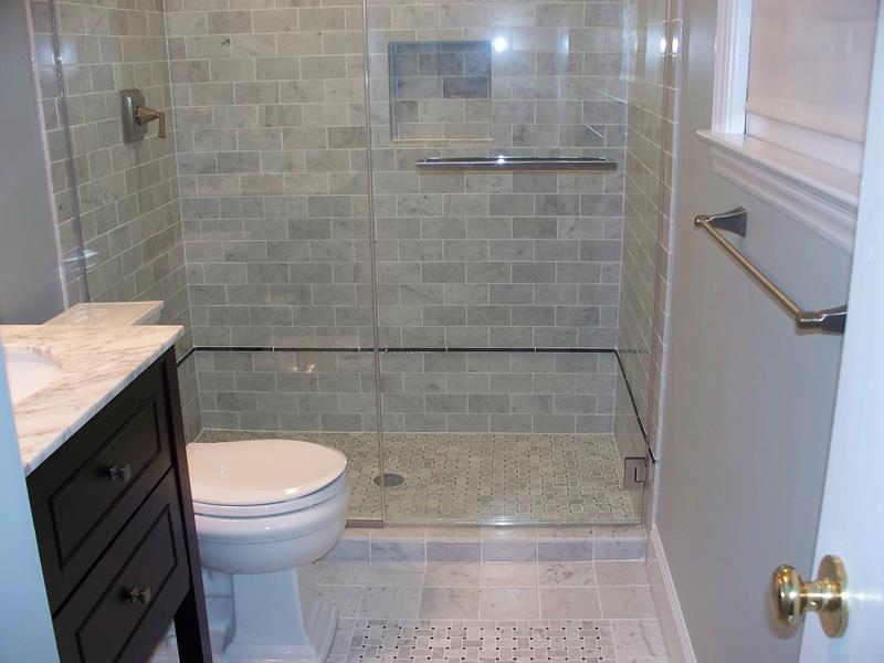 23 Stunning Tile Shower Designs-15