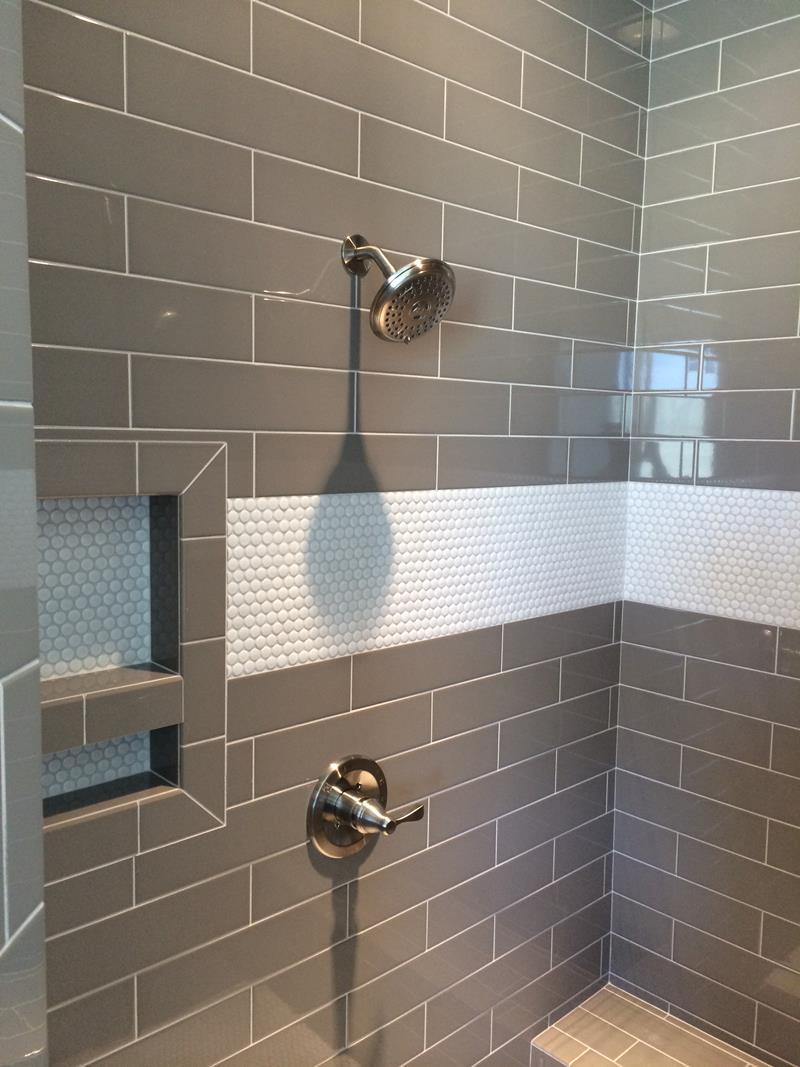 23 Stunning Tile Shower Designs-21