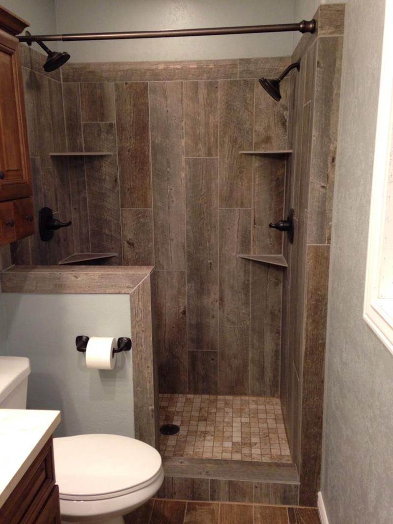 23 Stunning Tile Shower Designs-3
