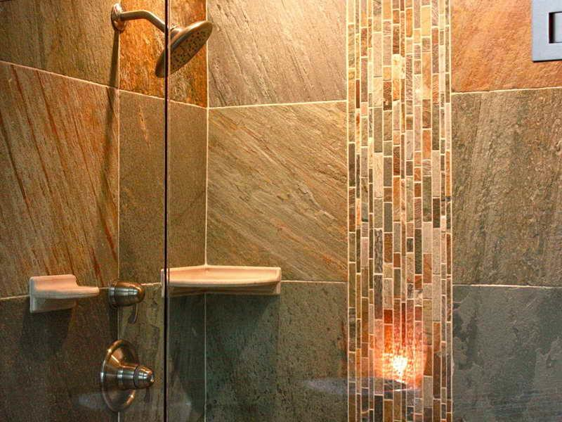 23 Stunning Tile Shower Designs-5