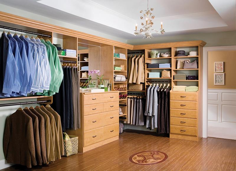 24 Jaw Dropping Walk In Closet Designs-12