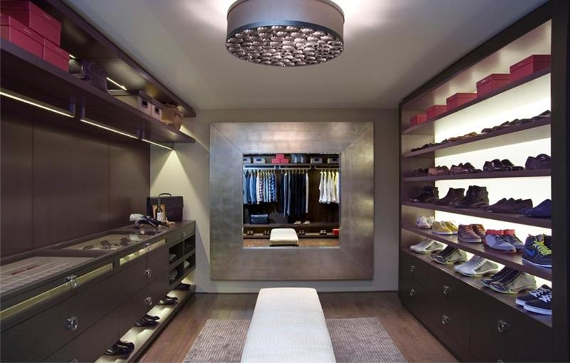 24 Jaw Dropping Walk In Closet Designs-15