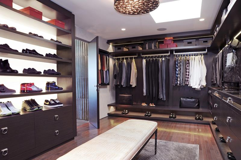24 Jaw Dropping Walk In Closet Designs-2