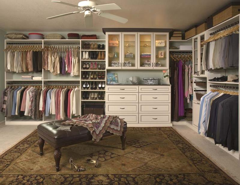 24 Jaw Dropping Walk In Closet Designs-6