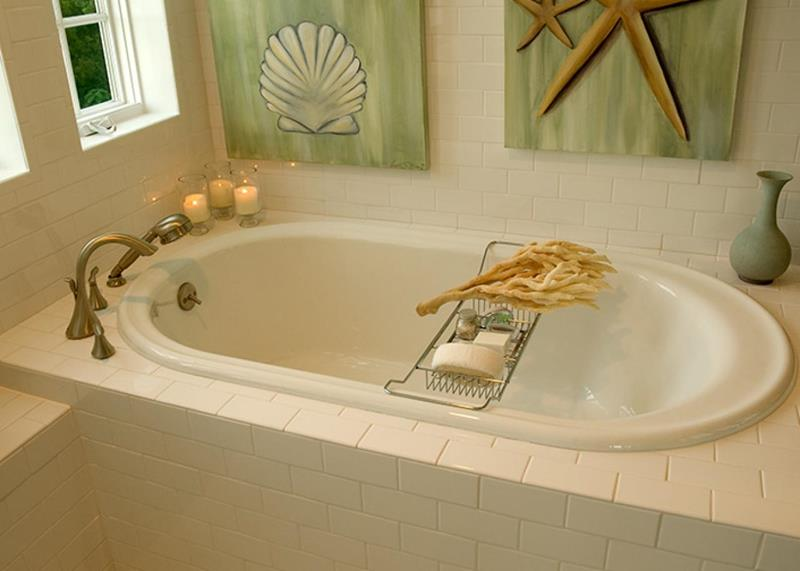 24 Luxury Master Bathrooms With Soaking Tubs-11