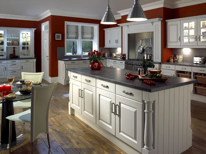 24 Traditional Kitchen Designs-13