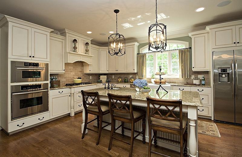 24 Traditional Kitchen Designs-23