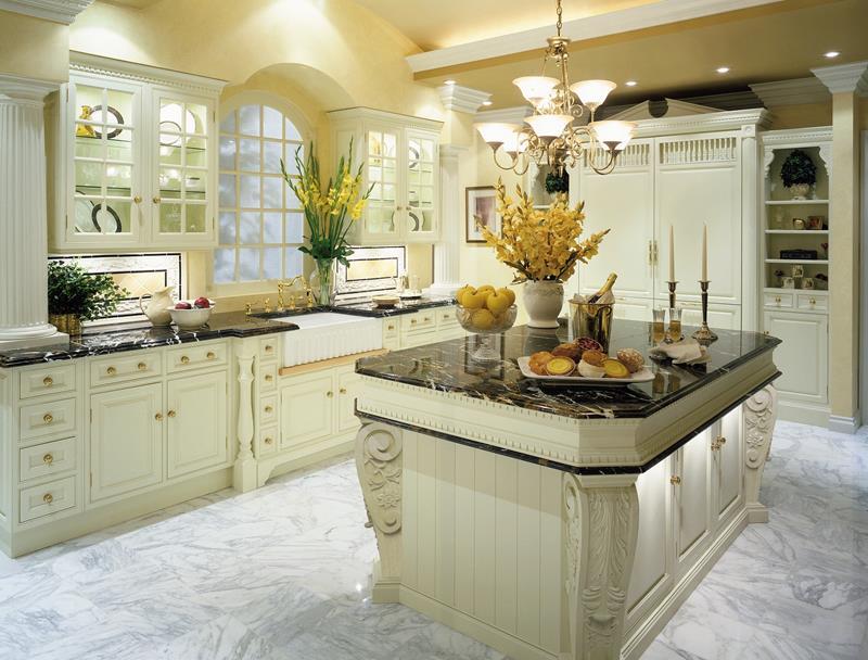 24 Traditional Kitchen Designs-7