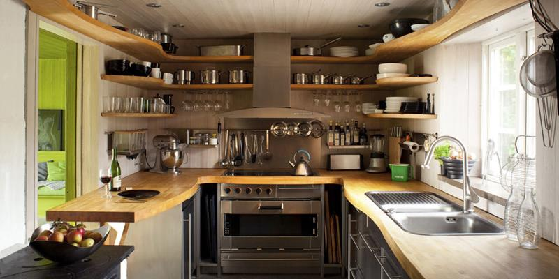 25 Small Kitchen Design Ideas-1